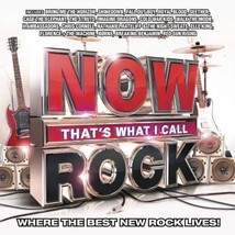 NOW: THAT'S WHAT I CALL ROCK CD - VARIOUS ARTIS... - $14.99