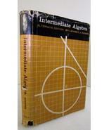 Intermediate Algebra 1960 Lovincy Adams, Santa ... - $8.00