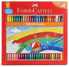 Faber - Castell 50 Extra Thick Oil Pastels - Styledivahub - $35.63