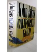 California Gold 1989 John Jakes, Historical Novel - $5.00
