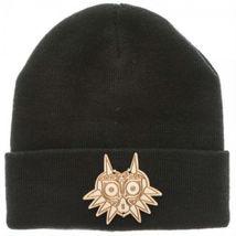 Legend of Zelda: Majora's Mask Gold winter Beanie *NEW* - $19.99