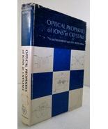 Optical Properties of Ions in Crystals 1966 Crosswhite, Moos, Dieke - $15.00