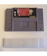 The Legend of Zelda: A Link to The Past Super Nintendo SNES Cleaned Tested - $39.59