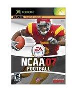 NCAA Football 2007 - Xbox [Xbox] - $4.90