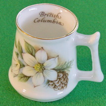 Vintage Shelly Ann Collection (England) China Miniature British Columbia... - $1.95