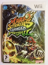 Mario Strikers Charged Football PAL EU Wii new store repack nintendo - $19.50