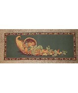 The Manual Woodworkers & Weavers Fall Harvest Table Runner Wall Decor 33... - $17.99