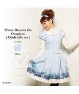 Authentic Disney Princess Cinderella Onepiece Winter Dress by Secret Hon... - $299.00