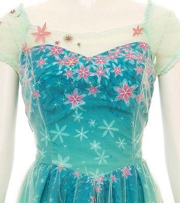 Authentic Disney Frozen Fever Elsa 3D Flower Dress by Secret Honey Japan image 2