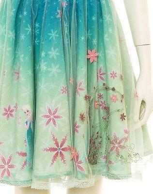 Authentic Disney Frozen Fever Elsa 3D Flower Dress by Secret Honey Japan image 6