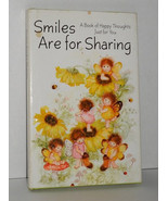 Smiles Are For Sharing Vintage poetry book by H... - $5.99