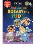 ANIMATED ROSARY FOR KIDS - EWTN -DVD - $23.95