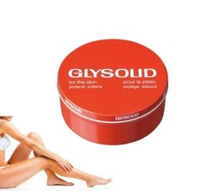 GLYSOLID SKIN AND HAND CREAM - 125 ml.For soft, smooth skin. - $6.77