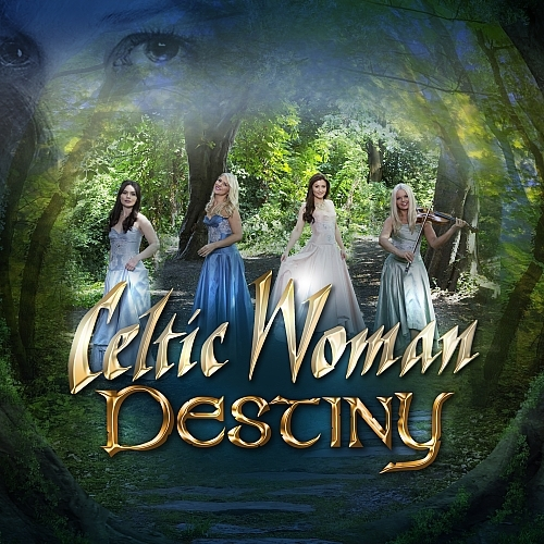 Destiny by celtic woman   cd only