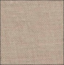 FABRIC CUT 32ct winter brew linen 12x12 Sing To The Lord cross stitch chart R&R - $9.00