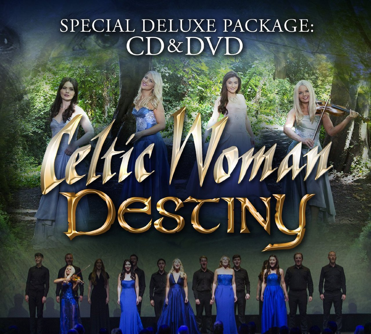 Destiny by celtic woman   cd   dvd deluxe