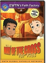 THE WAY OF THE CROSS - EWTN -DVD
