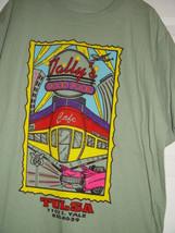 Tally's Good Food Cafe Tulsa T-Shirt Size Large - $17.00