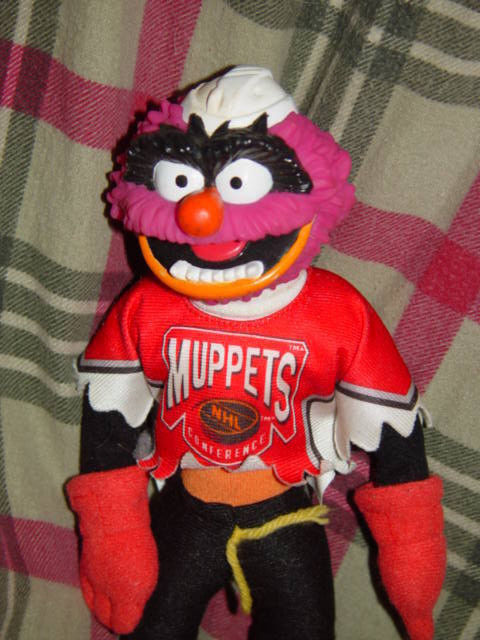 McDonald's Muppet Toy (1990s): 1 listing