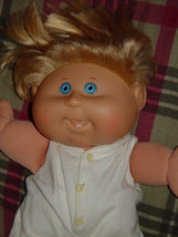 """Cabbage Patch Doll 2004 Play Along  14"""" Tall - $24.00"""