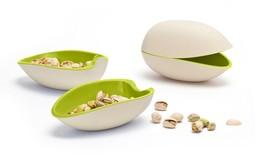 Bowls serving Nuts Olives Design Giant Pistachio Home kitchen Elegan mod... - €24,11 EUR