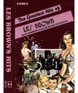 The Greatest Hits of Les Brown [Audio Cassette] The Members of the Les B... - $10.87