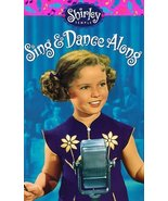 Shirley Temple Sing & Dance Along [VHS] [VHS Tape] [1998] - $3.95
