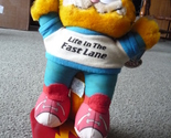 Garfield skateboard  2  thumb155 crop