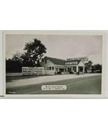 FOLKSTON Ga RAWL'S PECAN & TEXACO STATION Vintage Postcard Q16 - $34.95