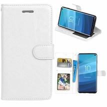 XYX Wallet Case [3 Card Holder][Stand Feature] Premium Flip PU Leather M... - $8.90