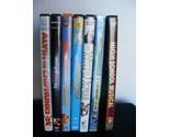 Family Kids DVD lot 7 DVD's Spy Kids Water Horse High School Musical Alvin