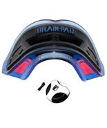Brain-Pad 3XS Triple Laminated Strap/Strapless Combo Black/Blue ADULT - $19.79