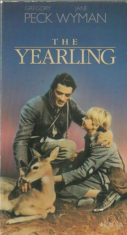 The Yearling VHS Gregory Peck Jane Wyman Claude Jarman Jr ...