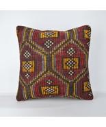 handmade cushion antique pillow  decorative throw pillow antique cushio... - $55.00