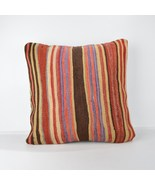 traditional pillows traditional cushion traditional kilim pillows  kilim... - $55.00