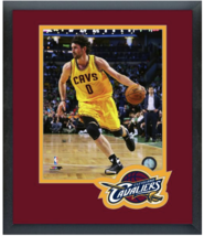 Kevin Love 2015 Cleveland Cavaliers - 11x14 Team Logo Matted/Framed Photo - $43.55