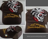 Brown ed hardy cowboy skull hat collage thumb155 crop