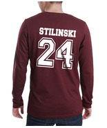 STILINSKI 24 on BACK only Teen wolf beacon hills lacrosse Longsleeve Men... - $21.00+