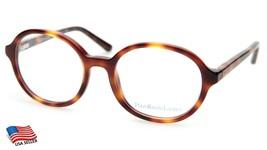 New Kids Polo Ralph Lauren Polo 8531 5303 Havana Eyeglasses Frame 47-17-130mm - $63.68
