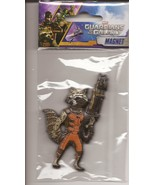 Marvel Guardians Of The Galaxy Rocket Raccoon Magnet Brand New - $4.95