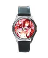 Sexy Rias Gremory High School DxD Anime Leather Watch wristwatch New - $12.00
