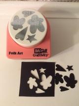1 Large w/5 designs Folk Art McGrill Hole Punche - $8.00