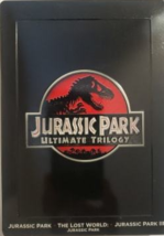 Jurassic Park: Ultimate Trilogy 1-3 Steelbook Blu-ray