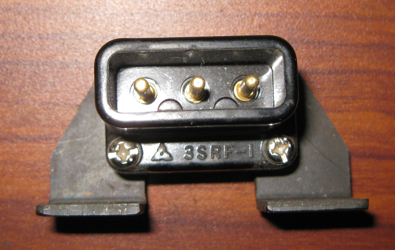 Primary image for Male 3 Prong Electrical Harness For Japanese Imported Machines