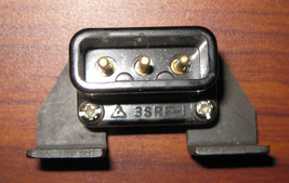 Male 3 Prong Electrical Harness For Japanese Imported Machines - $8.00