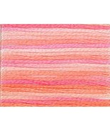 Sunrise (4110) DMC Color Variations Floss 8.7 yd skein Article 417 DMC - $1.20