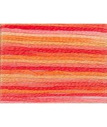 Tropical Sunset (4120) DMC Color Variations Floss 8.7 yd skein Article 4... - $1.20