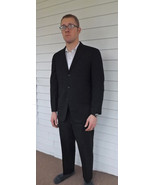 Vintage Mens Suit Surretwill 50s 60s 2 piece Ja... - $148.00