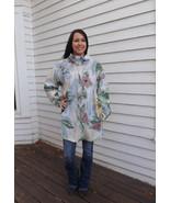 Artsy Coat Jacket Its in the Bag Sunflower Flor... - $29.99