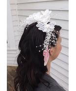 Vintage Bridal Hair Comb Wedding Hairpiece Brid... - $29.99